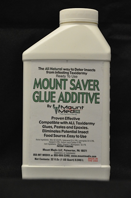 Glue Additive, Mount Saver™ Quart