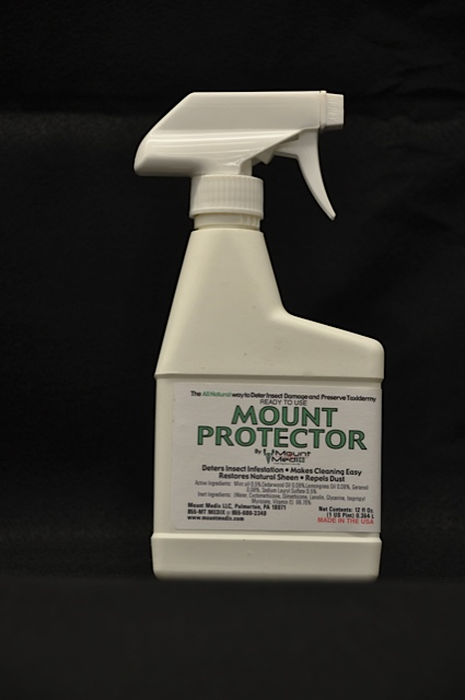 Mount Protector : 12oz