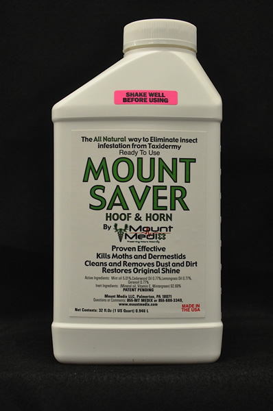 Mount Saver™ Hoof & Horn : Quart