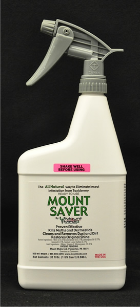 Mount Saver™ Ready to Use : Quart